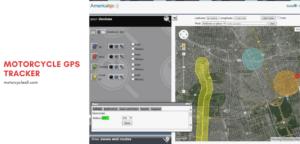 Motorcycle GPS Tracker