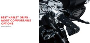 Best Harley Grips